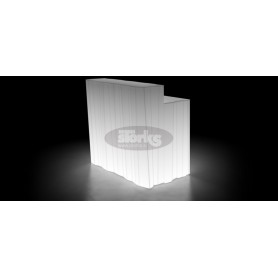 ICE svetleči točilni pult (šank)