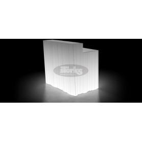 ICE LARGE svetleči točilni pult (šank)