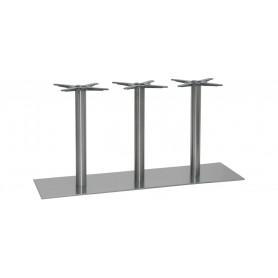 Tlim 154 3 T INOX podnožje za mizo