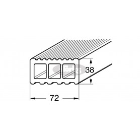 Standardna Werzalit podkonstrukcija