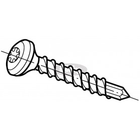 Self-drilling screws 3.9 x 32