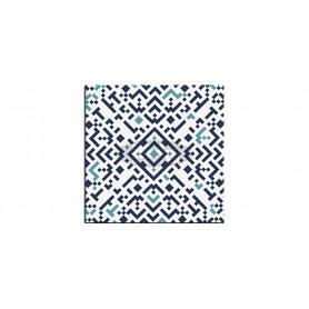 SM France Belle Époque Mosaic bleu mizna plošča