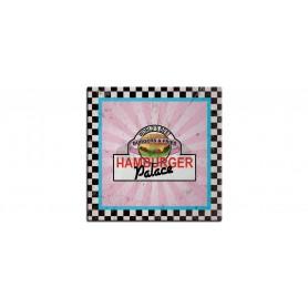 SM France 60's Burger mizna plošča
