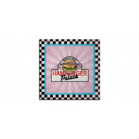 SM France 60's Burger tabletop