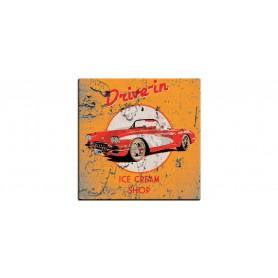 SM France 60's Drive In tabletop