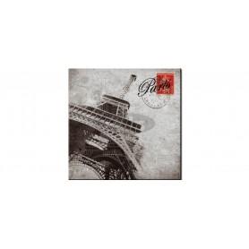 SM France Paris 1889 mizna plošča