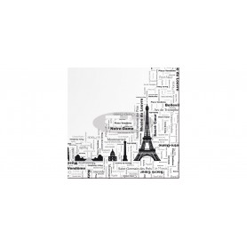 SM France Paris Shadows mizna plošča
