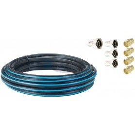 Standard connection KIT for pump with 2 filters