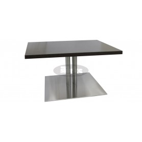 Tlim 96 4 T INOX podnožje za mizo