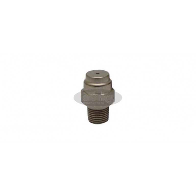 Needle nozzle, stainless steel AISI303