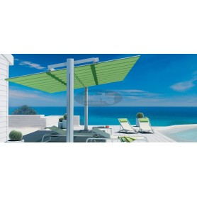 Flexy LARGE sunshade