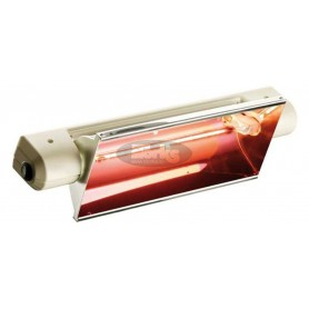 HELIADA 33 infrared heater for wall or mobile stand