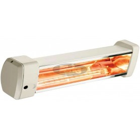 HELIADA 77 infrared heater for wall or mobile stand