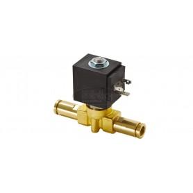 Elektro ventil s hitrim spojnim elementom