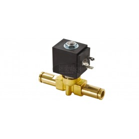 Joint with 100 bar electrovalve with quick connection