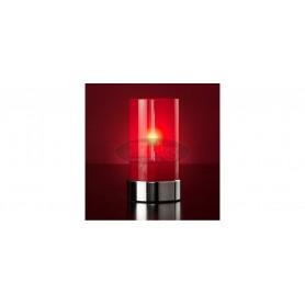 Namizna svečka METRO - rdeča