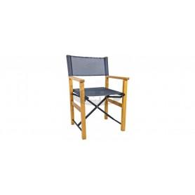 Director zložljiv stol z rokonasloni