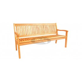 Kansas bench for 3 persons