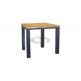 Ripper miza 80 x 80 x v73 cm