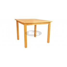 Kansas miza 90 x 90 x v72 cm