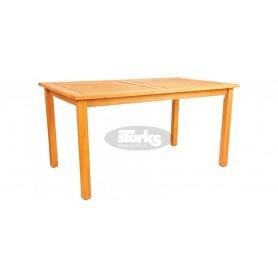Kansas miza 150 x 90 x v72 cm