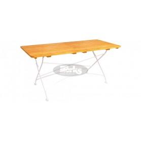 London folding table 120 x 80 x v78 cm