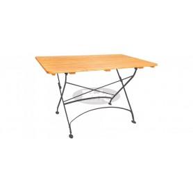 Maja zložljiva miza 120 x 80 x v78 cm
