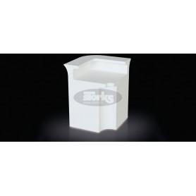 BIRT kotni svetleči točilni pult (šank)