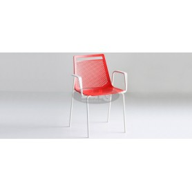 Actor armchair with 4 legs