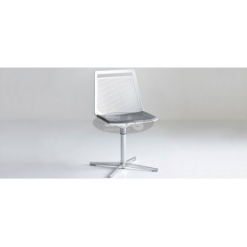Actor chair with 4 legs