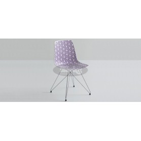 Toulouse TC armchair with 4 legs