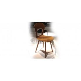 Wiki BL stol z lesenimi nogami