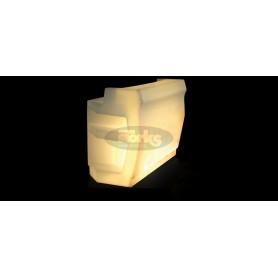 ZIN svetleči točilni pult (šank)