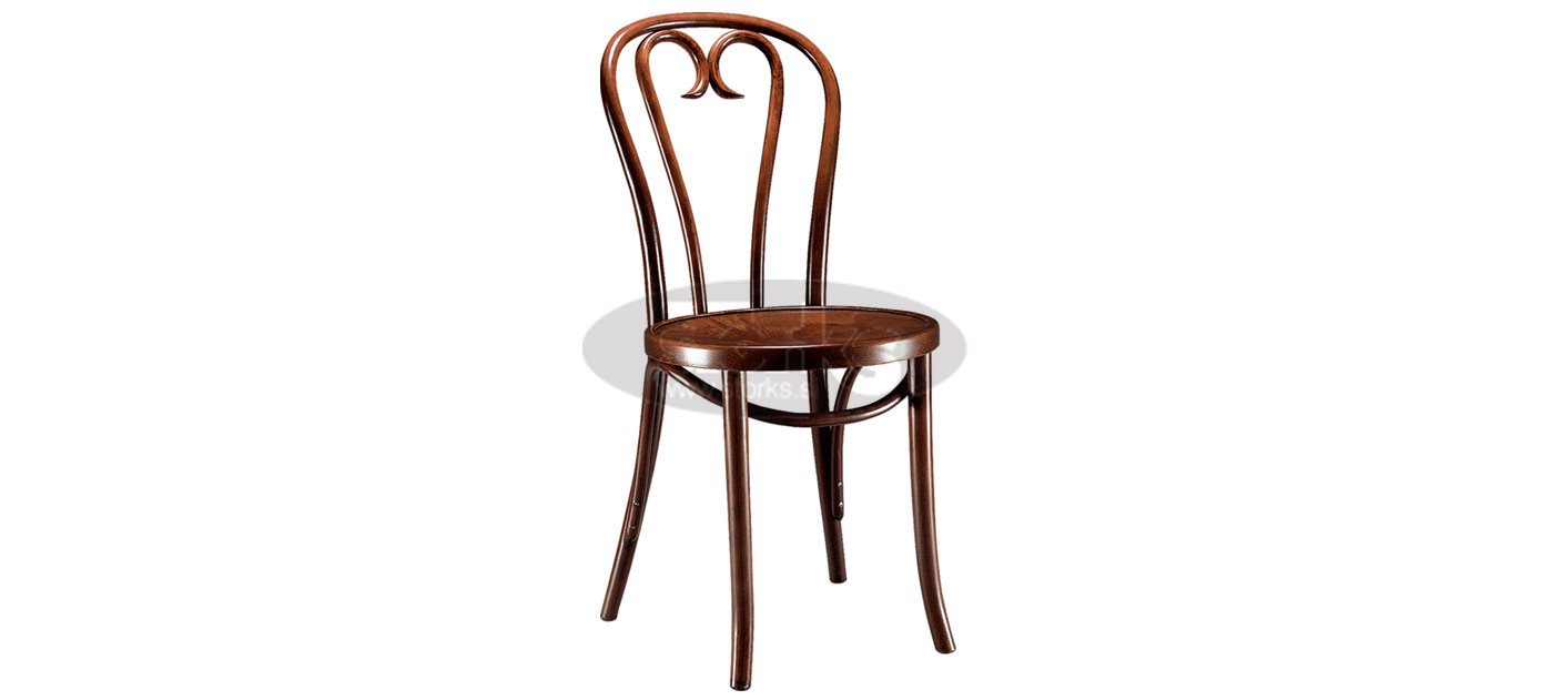 Thonet heart chair sTorks