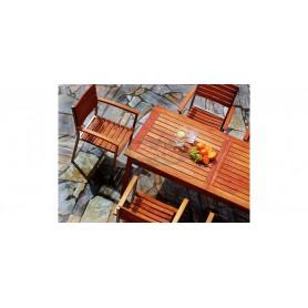 Mediterranea premium stol z rokonasloni