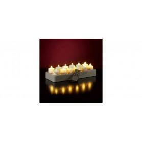 SET utripajočih svečk za polnjenje