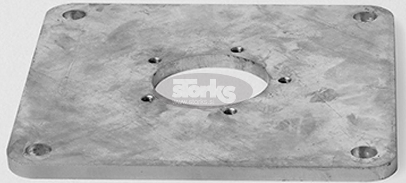 Mounting plate 70