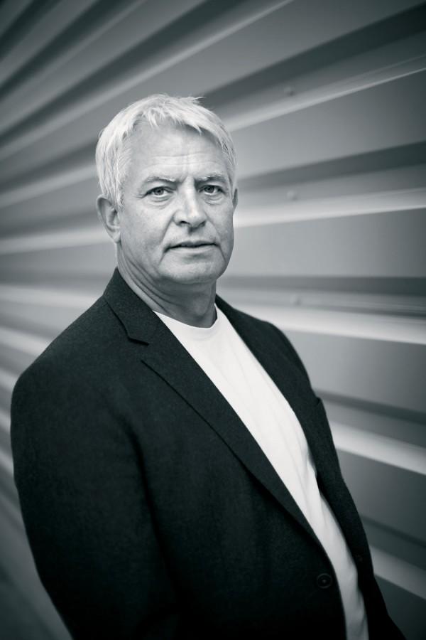 Designer Peter Leleu