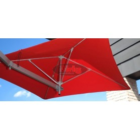 Paraflex square umbrella, 190 x 190 cm