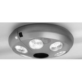 Osyrion 6 bulbs for pole R 30 - 50 mm