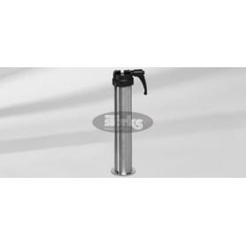 Support tube Z, Ø 35 / 38 – 39 mm, high-grade steel 1.4301 / 304