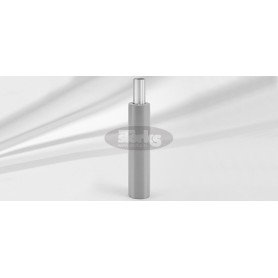 Impact protection for shade pole, grey, detachable, H 85cm