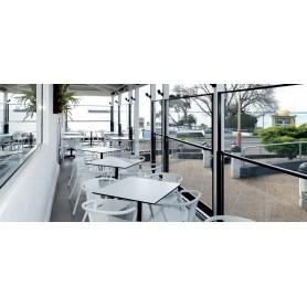 Café au Lä windscreen