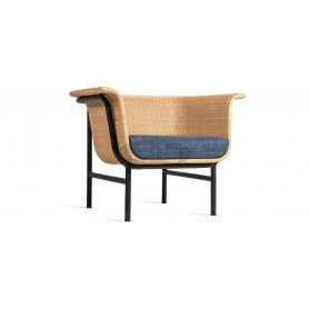 Wicked lounge chair rattan