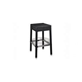 Casale low barstool, color: mocca