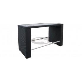 Casale bartable table 70 x 160 cm, color: black