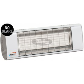 TERM 2000 No Glare IP20 infrared heater, 1x 650W