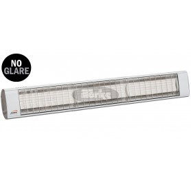 TERM 2000 No Glare IP20 infrared heater, 3x 650W
