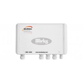 BH CONTROLLER 9 ZONE, IP65