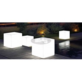 CUBE light stool